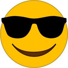 Sunglasses Clipart Emoji 4