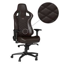 Noblechairs Epic Gaming Chair - Genuine Leather Brown/beige Xrocker Pro 41 Pedestal Gaming Chair The Gasmen Amazoncom Mykas Ergonomic Leather Executive Office High Stonemount Chocolate Lounge Seating Brown Green Soul Ontario Highback Ergonomics Gr8 Omega Gaming Racing Chair In Cr0 Croydon For 100 Sale Levl Alpha M Series Review Ground X Rocker 21 Bluetooth Distressed Viscologic Starmore Back Home Desk Swivel Black Goplus Pu Mid Computer Akracing Rush Red Zen Lounge_shop