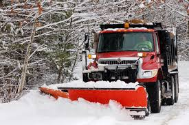 Plowing Snow, A Battle With