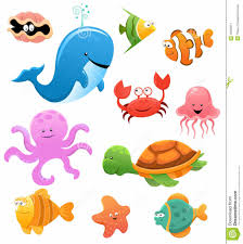 Sea Animals Clipart Clipart Kid Sea Animals Pictures For Kids In