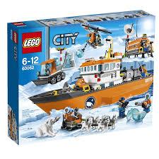 Lego Ship Sinking 3 by Amazon Com Lego City Ice Breaker Ship 60062 Toys U0026 Games