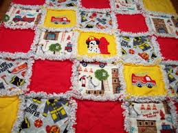 Baby Rag Quilts Firetruck Baby Quilt Applique Rag Quilt | Baby ... Kidkraft Fire Truck Toddler Bedding 77003 99 Redwhiteblue Baby Quilt Unavailable Launis Rag Firetruck Police Car And Ambulance Panel Amazoncom Carters 4 Piece Bed Set Dalmatian Fighter Crib Adorable Puppy Dalmatians Red White Blue At Artisans Folk Art Antiques Outsider Fireman Engines Trucks On Black Novelty Fabric Fat Boys Firefighter Dog 13 Pc Rescue Perfect Set For A Little Boys Room Kids Home Vintage Twin