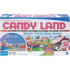 Candyland Sweet Celebration Game