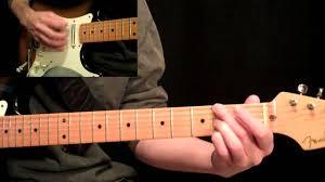 Smashing Pumpkins 1979 Bass Tab by Stevie Ray Vaughan Pride And Joy Guitar Lesson Pt 3 3rd Twelve