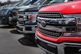100 Best Selling Pickup Truck Ford Recalls 2 Million Of Its Topselling F150 Pickups Because Of