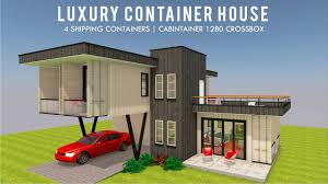 104 Shipping Container Design Top 5 Luxury Home S Floor Plans 2019 Youtube