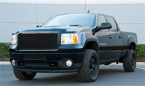 Amazon.com: TRex Grilles 20205B Horizontal Aluminum Black Finish ... 2016 Sierra 1500 Offers New Look Advanced Eeering 2011 Used Gmc 2500hd Slt Z71 At Country Diesels Serving 2009 Hybrid Instrumented Test Car And Driver Review 700 Miles In A Denali 2500 Hd 4x4 The Truth About Cars Summit White Crew Cab Exterior 3500hd 2 Photos Informations Articles Trucks Gain Capability Truck Talk Bestcarmagcom An 1100hp Lml Duramax 3500hd Built Tribute To Son Heavy Duty Fullsize Pickup Image 4wd 1537 Grille