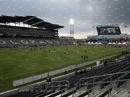 Colorado Rapids Seating Chart & Interactive Map