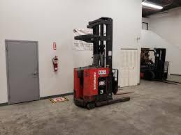 100 Raymond Reach Truck Used Indoor Forklift 12455 Used EASIDR25TT