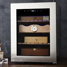 cigar cabinet humidor australia eurocave cigar humidor black solid door wine enthusiast