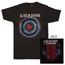 Smashing Pumpkins Merchandise T Shirts by Alice In Chains Shirts Posters Vinyl U0026 Tour Merch Store