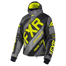 Amazoncom FXR CX Jacket CharBlackHi Vis Small Automotive