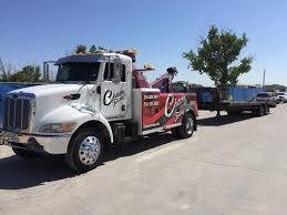 Heavy Duty Trailer Towing Service