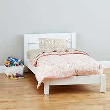 Well Nested Organic Toddler Bedding Pink