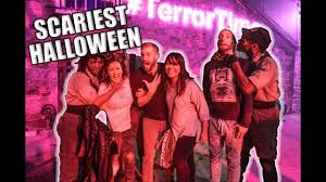 Eastern State Penitentiary Halloween by Scariest Halloween Attraction Eastern State Penitentiary Youtube