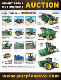 SOLD! February 13 Knight Farms Retirement Auction | PurpleWa... Red Sox Truck Leaves Fenway For Fort Myers Minus Power Bats Boston Hydraulic Stacker Pneumatic Walkbehind The 2008 John Deere 9770 Sts Combine Item J5808 Sold August Saftcart Sts20 Vertical 20 Cylinder Gas Storage Cabinet Cage Inventory New And Used Trucks Royal Truck Equipment Dump Archives I5 Rentals Table Of Coents Maintenance Platform Designed Maintenance Works On Trolley 9750 Afgri