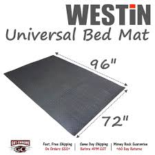 50-6325 Westin Rubber Truck Bed Mat Liner Universal 6' X 8' | EBay Truck Bed Mat 1920 New Car Specs Can A Simple Protect Your Dualliner Bedliners Rc Logo Contoured Rubber 5foot 5inch Beds Dunks Mats Westin Automotive 52018 F150 Dzee Heavyweight 57 Ft Dz87005 Lund Intertional Products Floor Mats L Rv Trail Fx 521d Black 2004 2014 Ford With 65 Protecta Direct Fit 6882d Free Shipping On Orders Over Bdk Mt330 Heavyduty Utility Floor Thick Bedliner Wikipedia 2013 Inspirational 2015 2018 Dzee 5