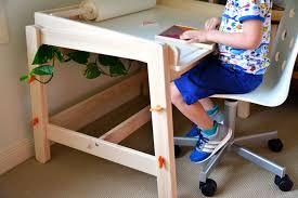 Childrens Lap Desk Australia by How We Montessori Furniture
