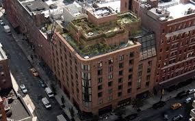 100 Tribeca Roof TriBeCa Penthouse Luxury Hotel Axel Vervoordt