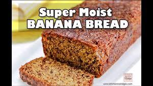 Bisquick Pumpkin Bread Easy super moist banana bread kitchen nostalgia