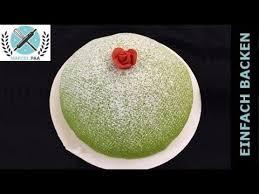 schwedentorte prinzessinnen torte mit vanillefüllung i rezept klassiker