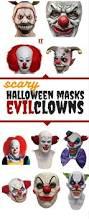 Purge Masks Halloween City by 25 Best Evil Clown Costume Ideas On Pinterest Evil Clown Makeup