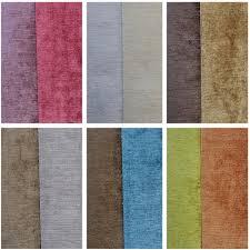 tissus pour recouvrir canapé cuisine canap eacute chenille tissu promotion achetez des