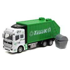 Louis Will Garbage Truck Toy, Friction Powered 1:48 Pull-back Alloy ... Matchbox Large Garbagerecycling Truck Premium Garbage Toy For Boys By Ciftoyscool Trash Game Large 116 Garbage Bin Lorry Light Sound Rubbish Recycling 11 Cool Toys Kids Fagus Wooden Dickie Action Series 16 Walmartcom Fast Lane Pump R Us Canada Amazoncom Tonka Mighty Motorized Ffp Games Click N Play Friction Powered With Kavanaghs Bruder Scania Series Rubbish John Deere Tractor Box Set Reviews Wayfair Model 143 Scale Metal Diecast Clean