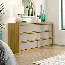 South Shore Step One Collection Dresser by South Shore Fynn 6 Drawer Gray Oak Dresser 3237027 The Home Depot