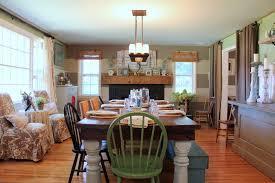 10 Vintage Style Dining Room My Houzz Farmhouse