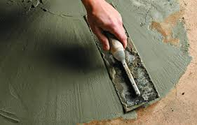 Liquid Floor Leveler Youtube by How To Patch A Concrete Floor This Old House