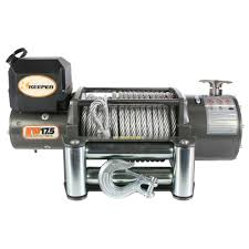 Keeper 17,500 Lbs. Utility Winch 12VDC With Wireless Remote-KW17122 ... 1979 Kosh F2365 Winch Truck For Sale Auction Or Lease Covington Leyland Daf 4x4 Winch Ex Military Truck For Sale Mod Direct Sales Champion 100 Lb Power Generators 11006 Car Tow Online Brands Prices Reviews In Trailer Electric Wremote Control 12000 Lbs Pulling Superwinch Industrial Winches Used Trucks Tiger General Llc 1986 Mack R688st Oilfield Sold At Auction 2016 Sema Ramsey Willys Pickup Rc Adventures 300lb Line The Beast 110 Scale Trail A Vehicle Onto Car Tow Dolly Youtube