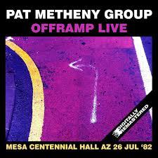 pat metheny offr live at the mesa centennial az