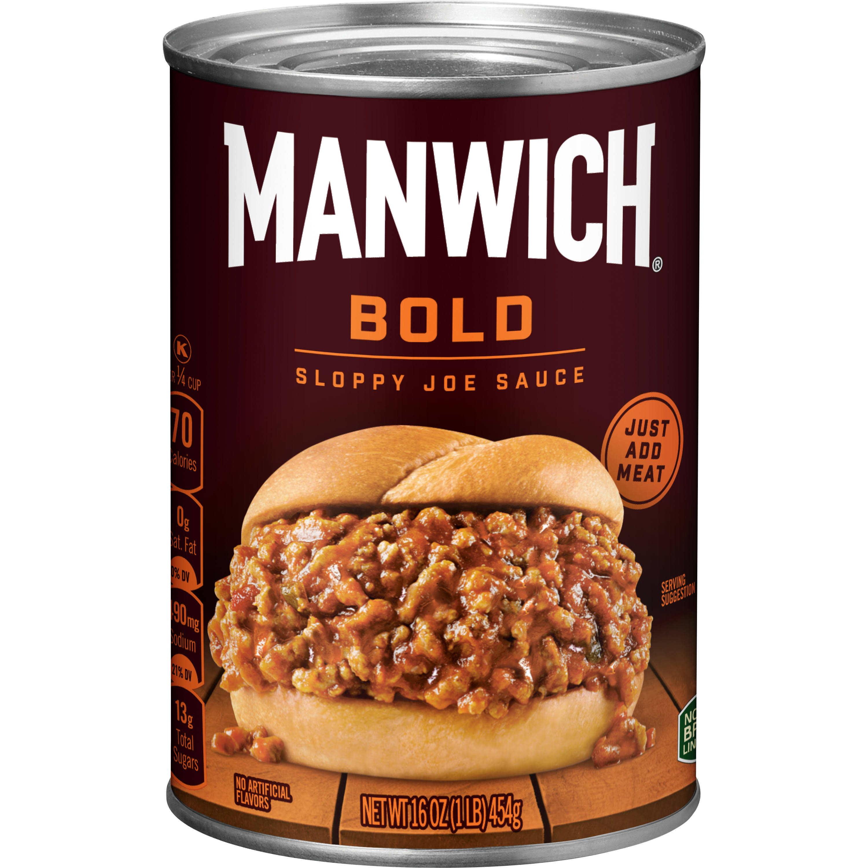 Hunt's Manwich Bold Sloppy Joe Sauce - 16oz
