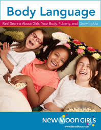 Body Language Real Secrets About Girls Your Puberty And Growing Up