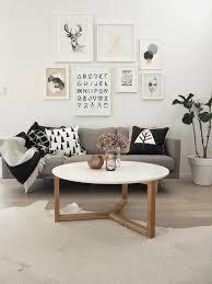scandinavian furnish living room table diy living