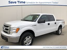 100 2013 Ford Truck Used F150 For Sale Anderson Of St Joseph St