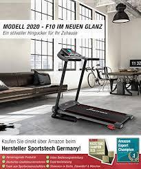 ᐅ sportstech f10 test laufband test 2021