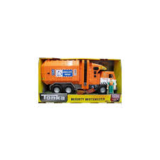 100 Tonka Strong Arm Garbage Truck Mighty Motorized With Figure On PopScreen
