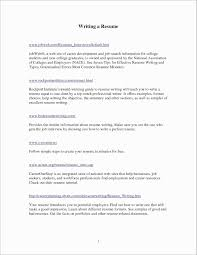 Resume Sample For Canada Awesome 42 Inspirational Accounting Samples Best
