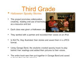Halloween Picture Books For Third Graders by Let U0027s Build A Media Center Ppt Download