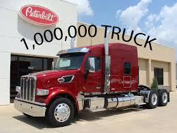 Peterbilt Reaches 1,000,000 Vehicle Milestone | REDE-CM