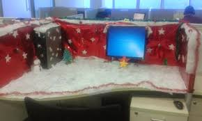 Cubicle Decoration Themes For Competition by Kanu Butani Blogs Christmas Celebrations In My Office