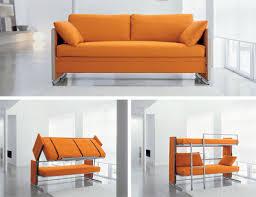 objet insolite un canapé lit superposé canape ou lit