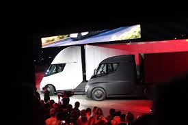Sysco Pre-Orders 50 Tesla Semi Trucks - Florida Trucking Association Electric Semi Trucks News Videos Reviews And Gossip Jalopnik Of Tesla Semi Leads Analyst To Downgrade Major Truck Stocks Trucks For Sale Harmon Transit Llc Semitruck Trends 2017 Fleet Clean Global Food Distributor Will Add 50 Its Fleet Midamerica Truck Show 2014 Custom Youtube Advantage Customs Detailing Kips Auto Detail Stock Photo Image Hauler Tnspiration 56602038 Modern Big Rigs Without Trailers Only Tractors On When Semitrucks Become Like Gadgets We Still Have A Job Semitrucks Pdx Car Salespdx Sales
