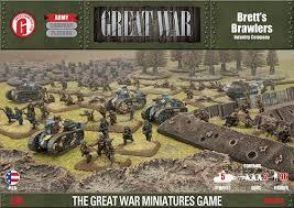 Bretts Brawlers World War I