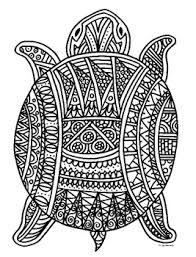 Intricate Coloring Sheets 118