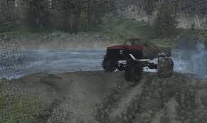F350 Mud Truck
