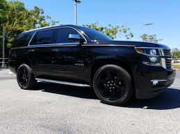 Pre-Owned 2017 Chevrolet Tahoe PREMIER*22 INCH BLACK WHEELS*BLUE RAY ... 22 Inch Truck Tires For Sale Suppliers Jku Rocking Deep Dish Fuel Offroad Rims Wrapped With 37 Inch Rims W 33 Tires Page 2 Ford F150 Forum 35 Tire Rim Ideas Bmw X6 Genuine Alloy Wheels 4 With 2853522 In Dtp Inch Chrome Bolt Patter 6 Universal For Sale Toronto Brutal Used Roadclaw Rs680 Brand New Size 26535r22 75 White Letter Dolapmagnetbandco Chevy Tahoe On Viscera 778 Rentawheel Ntatire