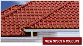 profiled tile panels steel tile